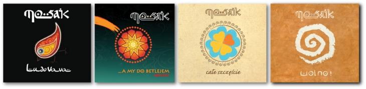 4 cd's